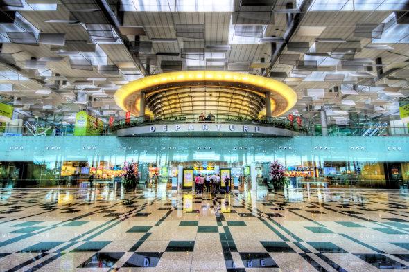 Лучший аэропорт мира 2015 года
