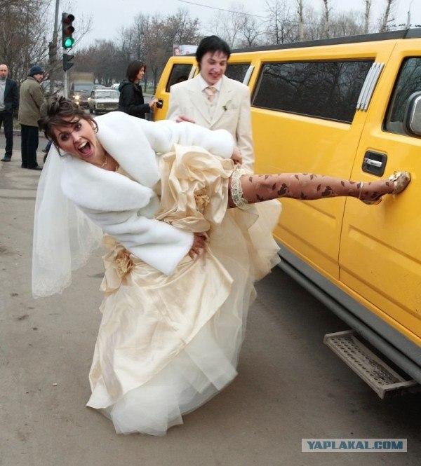 Курьезы на свадьбах видео смеяться до слез