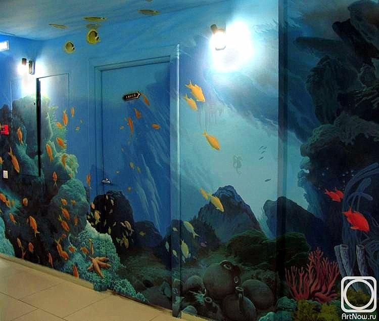 Подводный Мир №2