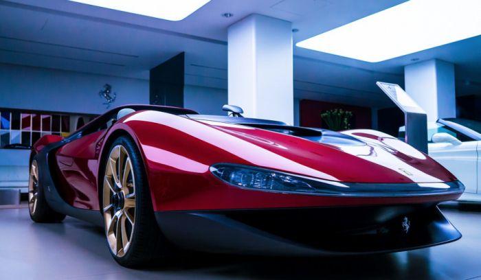 Ferrari построит свой следующий суперкар на базе FXX Millechili
