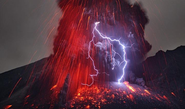 Вулканы от Martin Rietze.