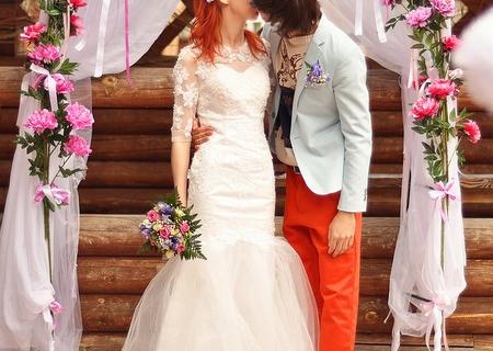 Свадьба с фантазией...)