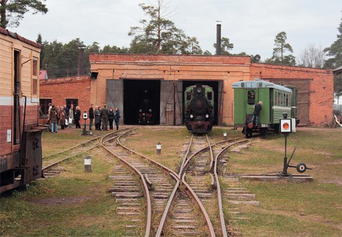 Переславский железнодорожный музей