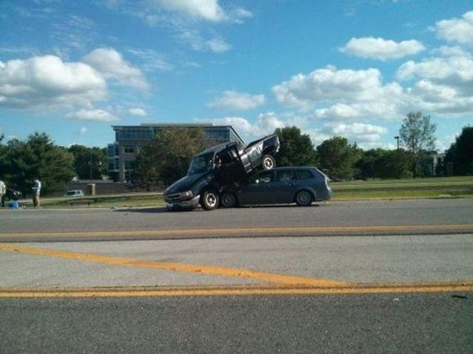 Автомобильные неудачи