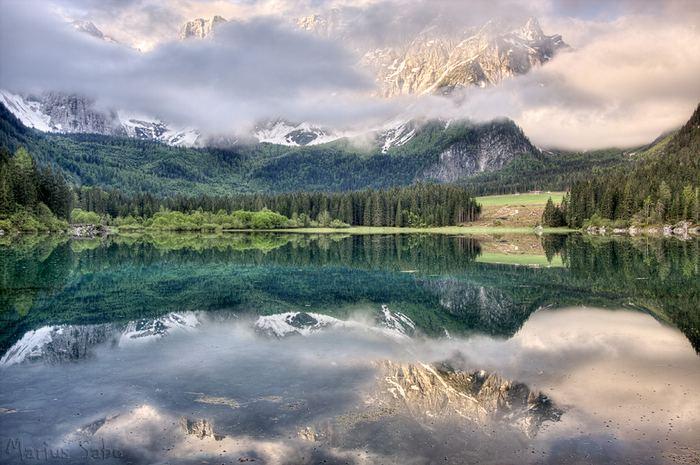 Красота в фотографиях Marius Sabo