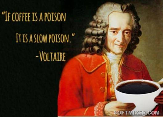Великие кофеманы