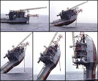 Уникальное судно-перевертыш FLIP.