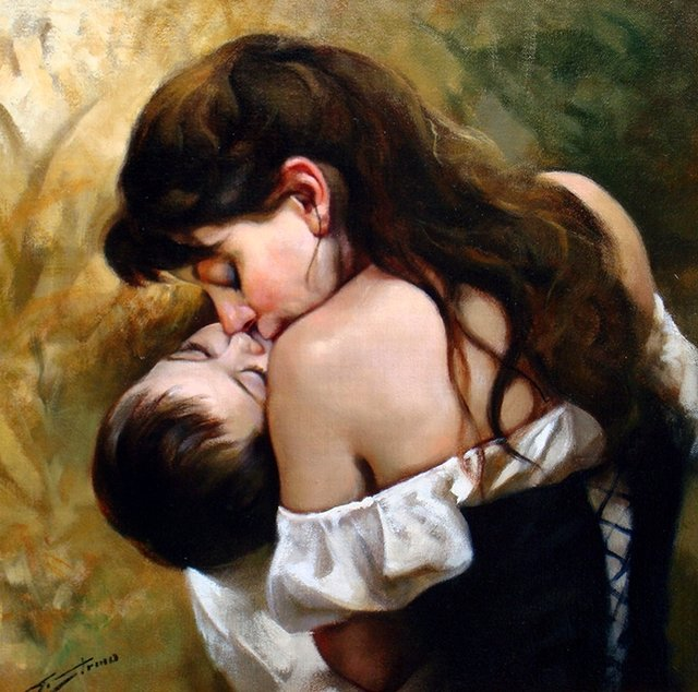 Художник Gianni Strino.