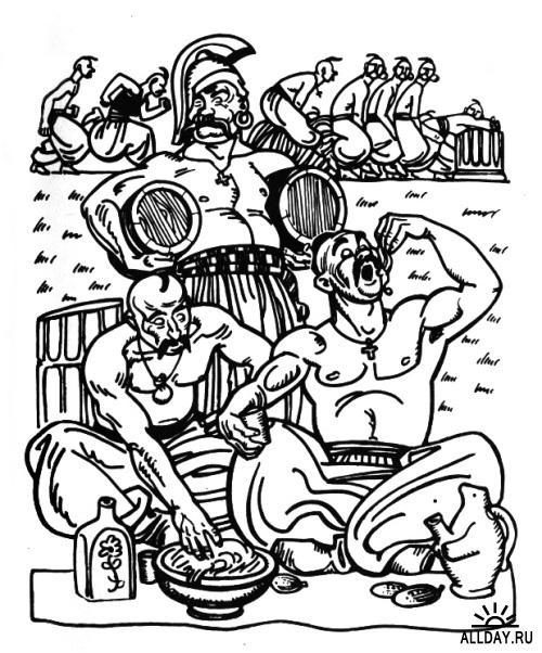 Графика от BAZилевича часть1