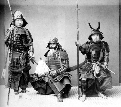 Старые фото Японии.