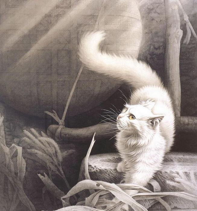 Котята от Xu Xinqi.