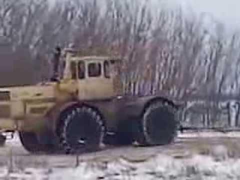 Тракторные приколы