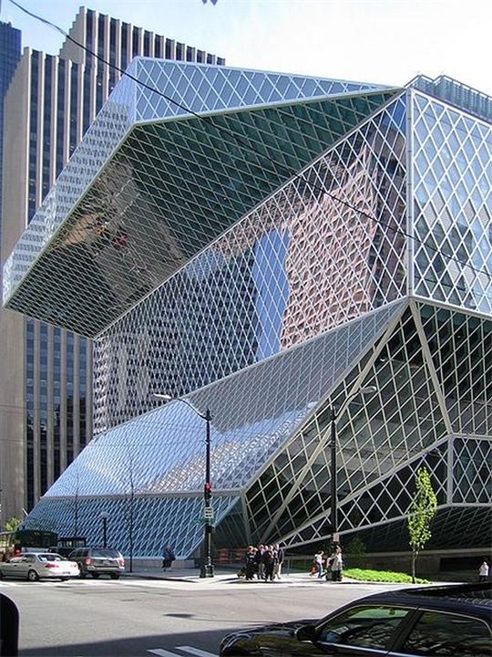 Самые необычные здания (часть 2)