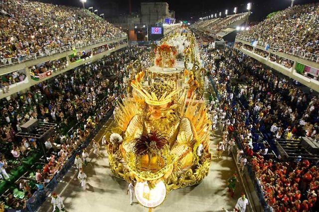 Самба.ихха!!! Карнавал в Рио