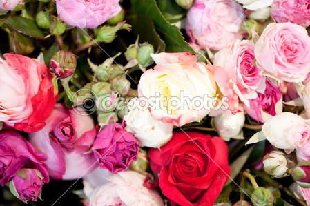 Цветы,весна,праздник...