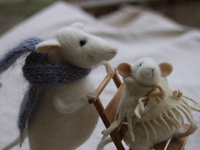 Мышки Натальи Фадеевой