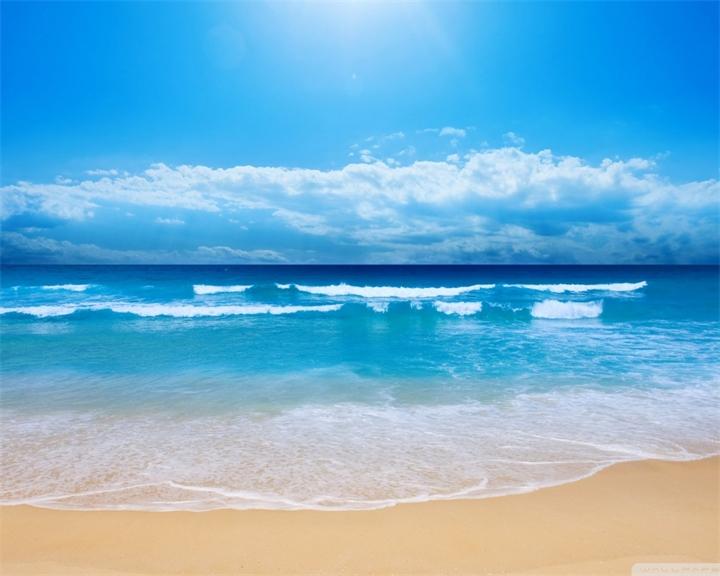 Лето, море и тепло