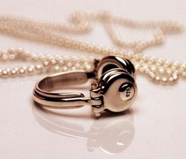 Креативные кольца)))