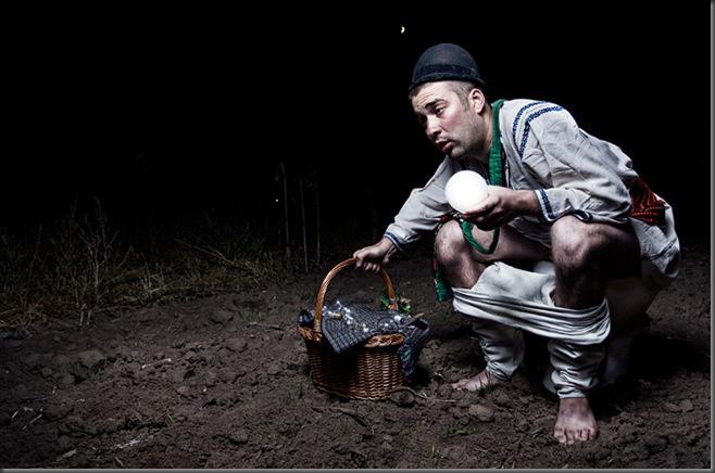 Юмор от румынского фотографа Эдварда Анинару.
