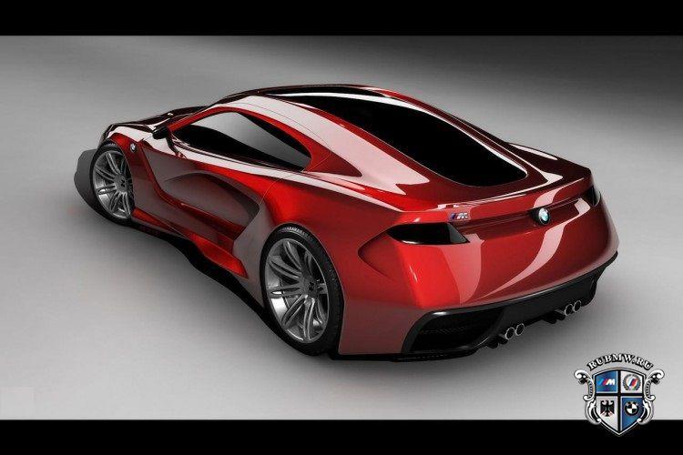 Новый суперкар BMW