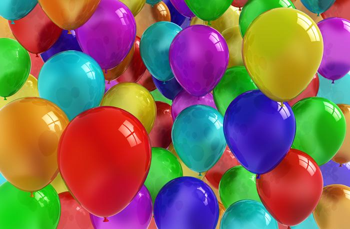 Воздушные шары :)