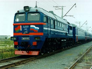 Фотографии поездов