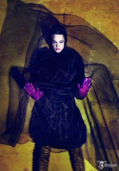 Natalia Vodianova... Работы Mert Alas & Marcus Piggott