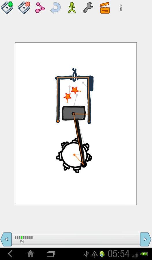 Рисуем мультфильмы на КПК