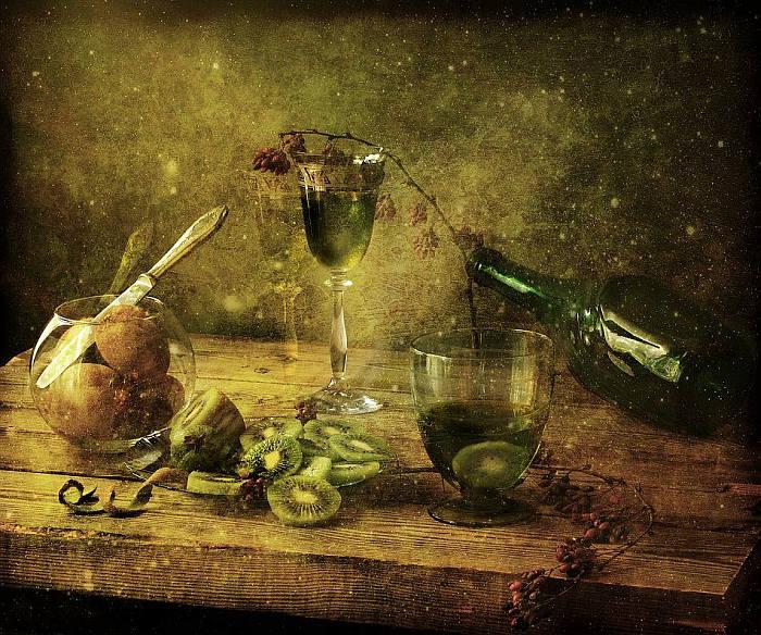 Фотонатюрморты от  Юлии Медведевой.