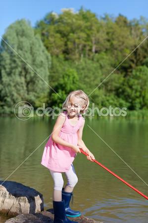 Хорошенькая рыбалка