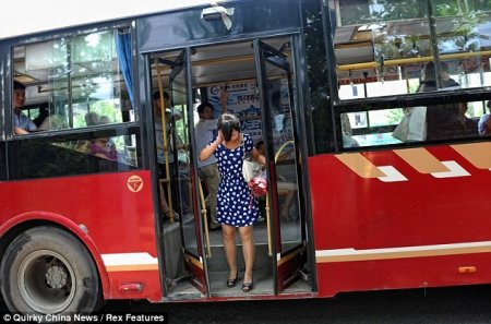 Китайские водители настолько суровы...