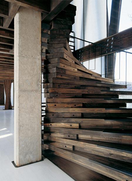 Необычные лестницы.