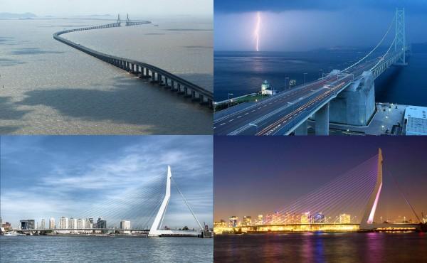 Самые странные мосты мира