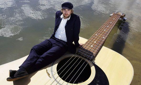 Плавучая гитара