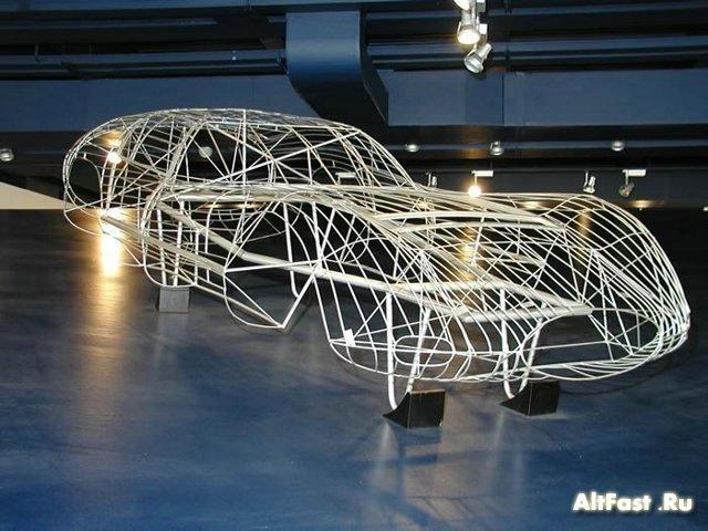 Завод по производству Maserati Factory