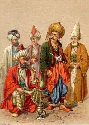 История происхождения кальяна
