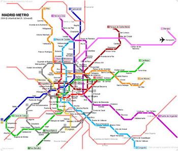Метрополитены городов мира