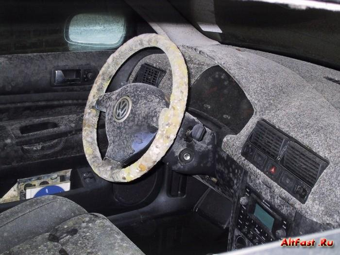 Машинка после утопления