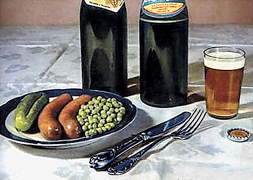 Завтрак по-советски