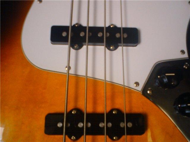 Жаба на Джазового Бас-гитариста
