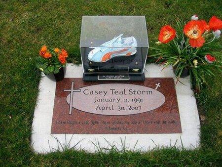 В мире необычных надгробий.