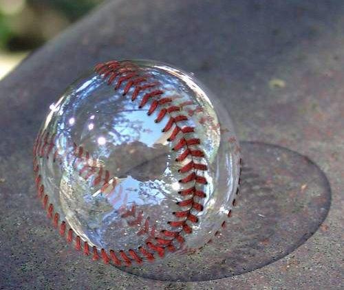 Креатив с мыльными пузырями