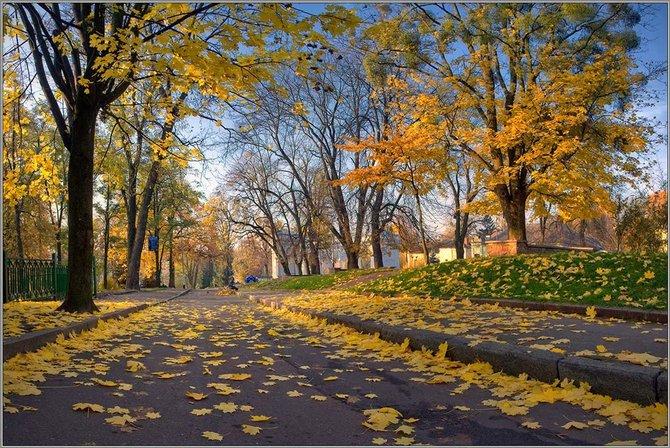 Пейзажи. Фотограф Сергей Галиахметов.
