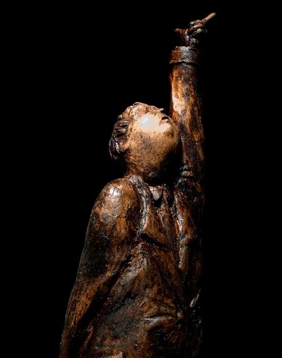 Скульптуры от Michael Hermesh