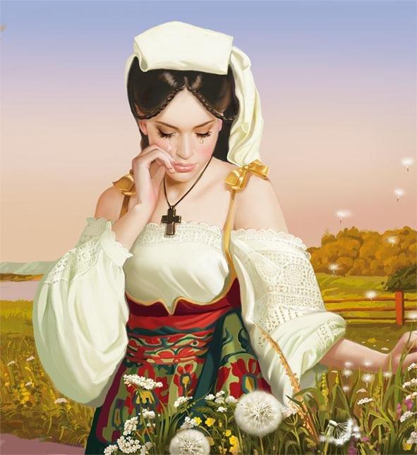 Красочные иллюстрации от Татьяны Дорониной.