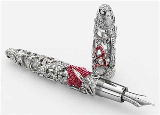 Самые дорогие ручки в мире