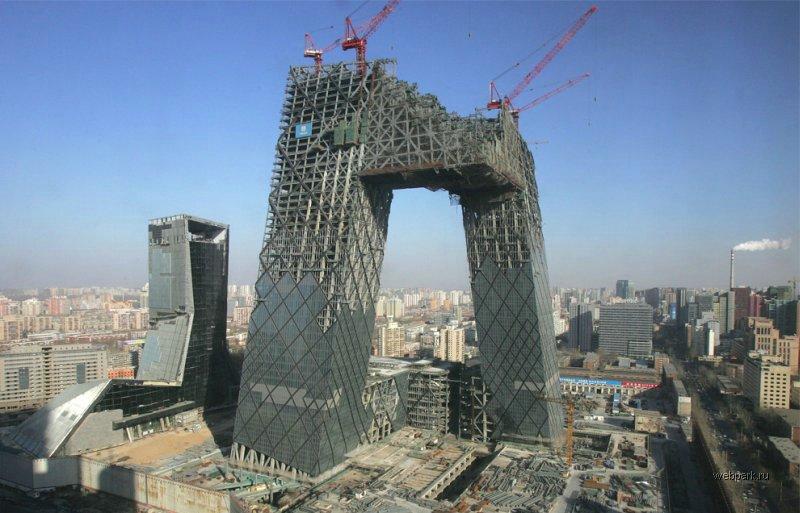 Китай на пороге Олимпиады