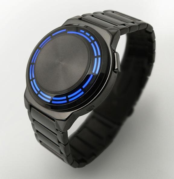 Необычные часы.