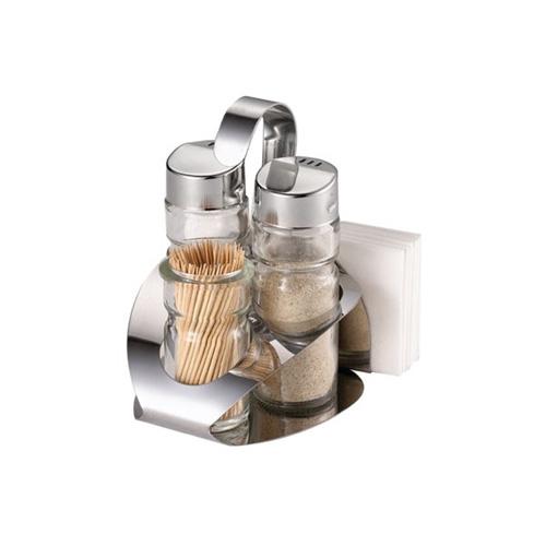 Креативные чашки и перечницы с солянками