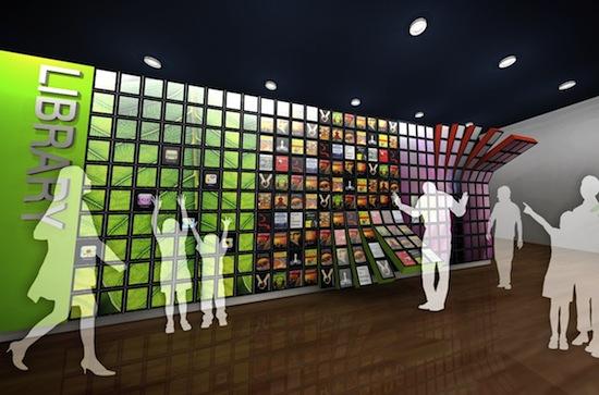 Concept design wall